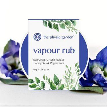 The Physic Garden Vapour Rub