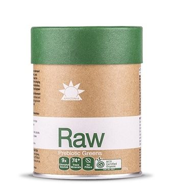 Amazonia Raw Prebiotic Greens