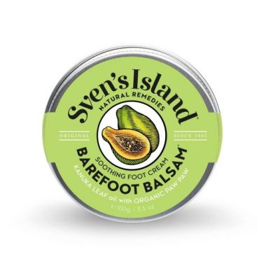 BAREFOOT BALSAM - SOOTHING FOOT CREAM