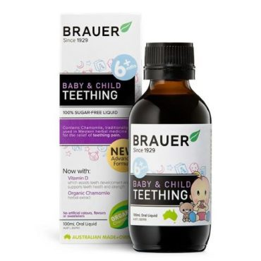 Baby & Child Teething Oral Liquid