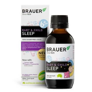 Brauer Baby & Child Sleep