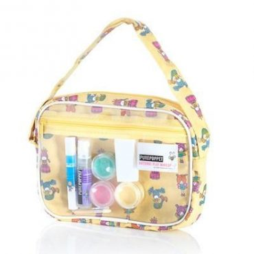 Pure Poppet Natural Play Makeup Bag - Yellow