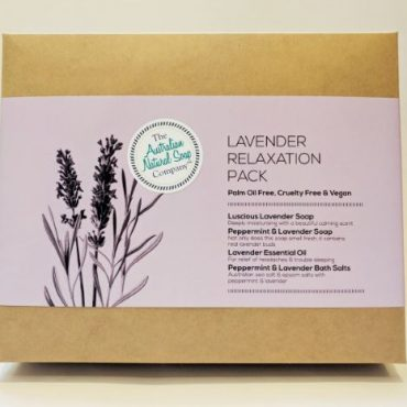 Lavender Relaxation Pack