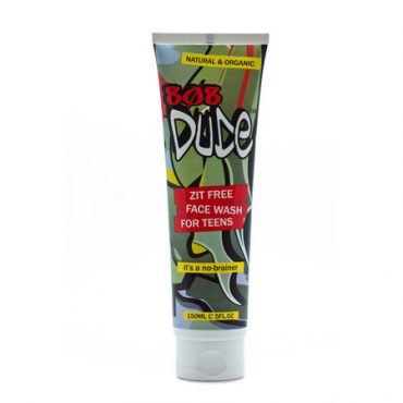 Children Love Health 808 Dude Zit Free Face Wash