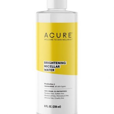 Acure Brightening Micellar Water