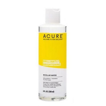 Acure Brilliantly Brightening Micellar Water