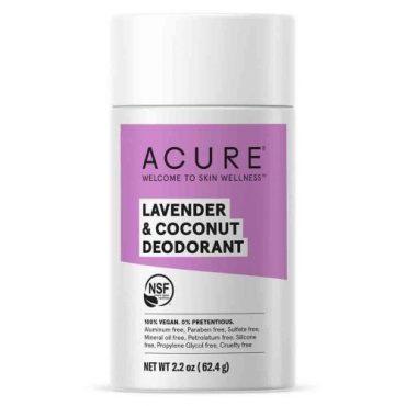 Acure Deodorant Stick Acure Lavender & Coconut