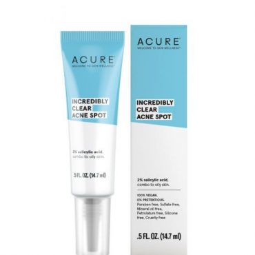 Acure Incredibly Clear Acne Spot Treatment