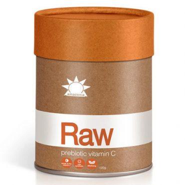 Amazonia Raw Prebiotic Vitamin C