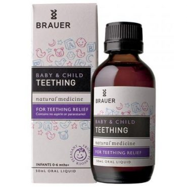 Brauer Baby & Child Teething