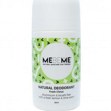 Natural Deodorant Fresh Citrus