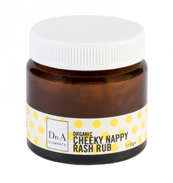 Children Love Health DnA Elements Cheeky Nappy Rash Rub
