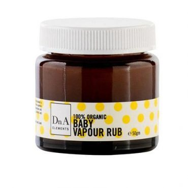 DnA Elements Vapour Rub
