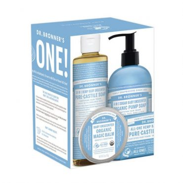 Dr. Bronner's Baby Essentials Gift Pack