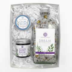 The Physic Garden Dream Bedtime Skincare Collection
