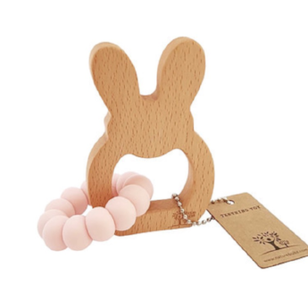 Nature Bubz Hop Teether