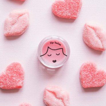 No Nasties Makeup - Pink Lip Balm