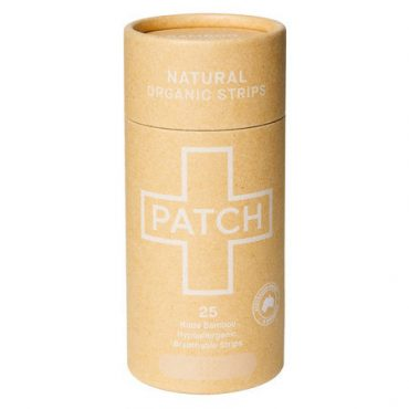 PATCH Organic Strips - Natural