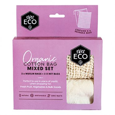 Ever Eco Organic Cotton Produce Bags