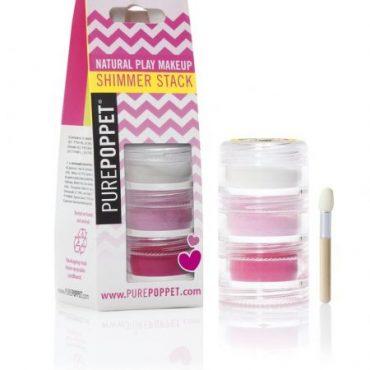 Pure Poppet Natural Shimmer Stack