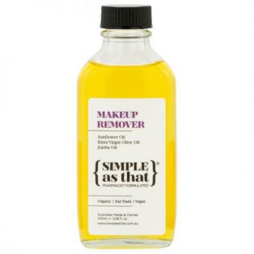 Children Love Health SIMPLE as that Natural Makeup Remover