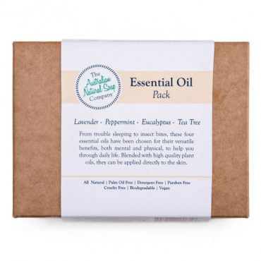 The ANSC Essential Oil Pack