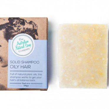 The ANSC Solid Shampoo Bar Oily Hair