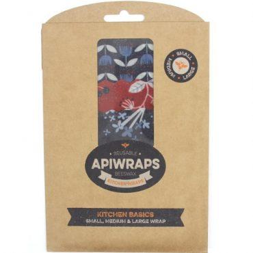 Apiwraps Reusable Beeswax Wraps