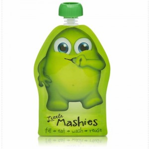little-mashies-reusable-squeeze-pouch-2-pack-green