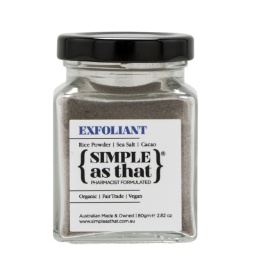 {SIMPLE as that} Exfoliant