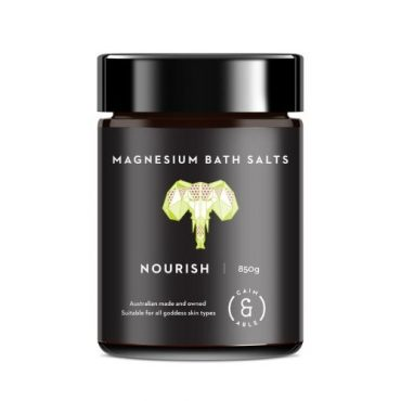 Caim & Able Nourish Magnesium Bath Salt
