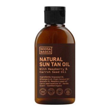 Noosa Basics Natural Sun Tan Oil