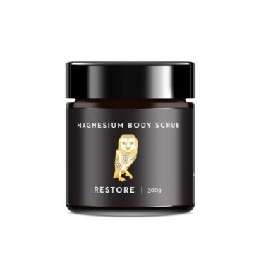 Restore Body Scrub with Coffee & Clementine 300g