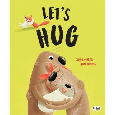 Sassi Junior Book -Lets Hug