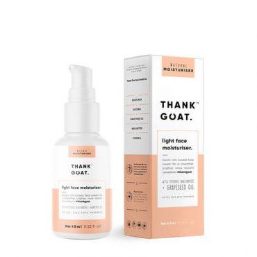 Thank Goat Light Face Moisturiser