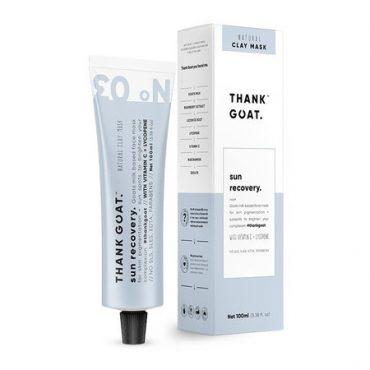 Thank Goat Sun Recovery Mask
