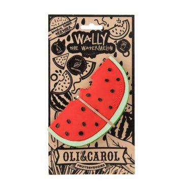 Oli & Carol Wally the Watermelon
