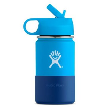 Hydro Flask Wide Mouth Kids Bottle 12oz ~ 354ml Pacific