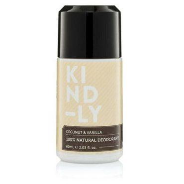 Kind-ly Coconut & Vanilla Natural Deodorant