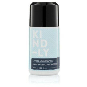 Kind-ly Cypress & Sandalwood Natural Deodorant