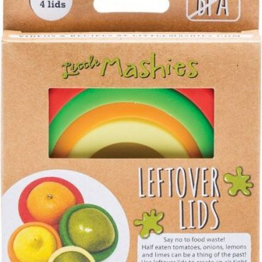 Little Mashies Reusable Food Fresh Lids
