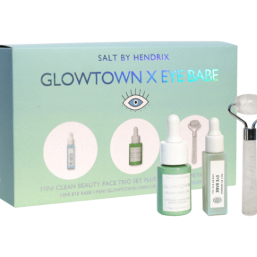 Salt by Hendrix Glowtown x Eye Babe Gift Set