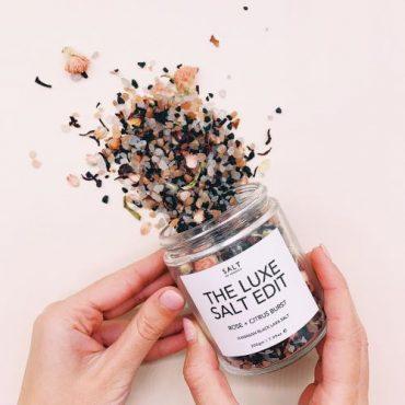 Luxe Salt Edit Rose + Citrus Burst