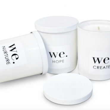 WE. Collection Nurture Candle