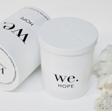 We. hope Candle